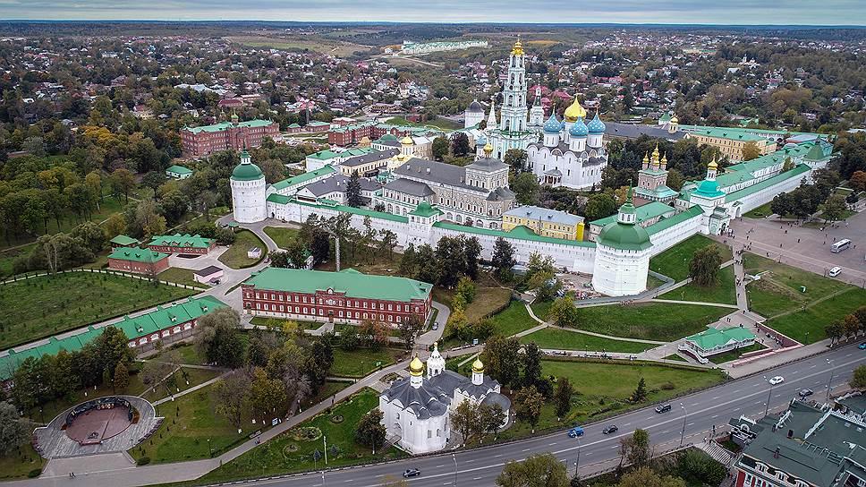 ПЗЗ Сергиев Посад